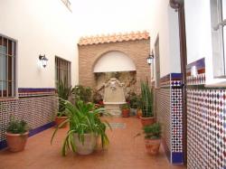Hostal Palomares,Salobreña (Granada)