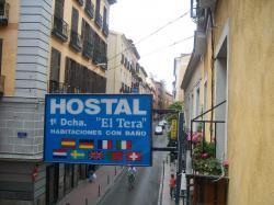 Hostal El Tera,Madrid (Madrid)