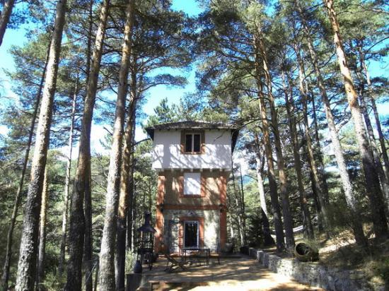 Casa rural la torre de cercedilla en cercedilla infohostal - Casas rurales grandes cerca de madrid ...