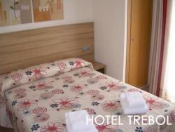 Hotel Trebol,Málaga (Málaga)