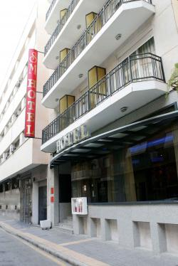 Hotel Marbella,Benidorm (Alicante)