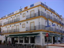 Hotel Oasis,Conil de la Frontera (Cádiz)