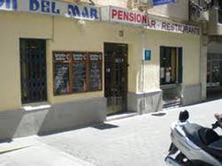 Pensión del Mar,Benidorm (Alicante)