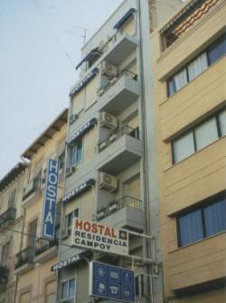 Hostal Campoy,Alicante (Alicante)