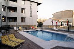 Hotel Infanta Cristina,Jaén (Jaen)
