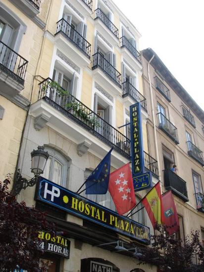 Hostal Plaza D'Ort,Madrid (Madrid)