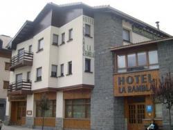 Hotel La Rambla,Biescas (Huesca)