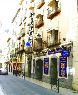 Hostal San Marcos,Huesca (Huesca)