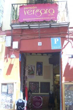 Hostal-Pensión Vergara,Sevilla (Sevilla)