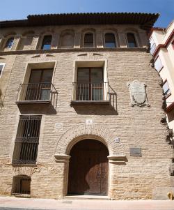 Casa Palacio de los Sitios,Zaragoza (Zaragoza)