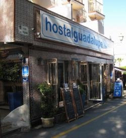 Hostal Guadalupe,Torremolinos (Malaga)