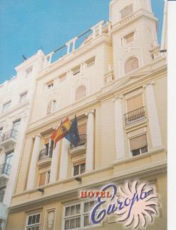 Hotel Europa,Valencia (Valencia)