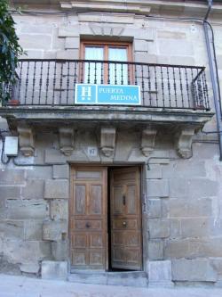 Hostal Puerta Medina,Sigüenza (Guadalajara)