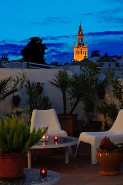 Hotel Un Patio en Santa Cruz,Sevilla (Sevilla)