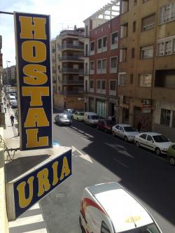 Hostal Ur&iacute;a