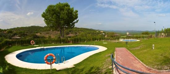 Hotel villa de trassierra c rdoba en c rdoba infohostal for Hotel con piscina en cordoba