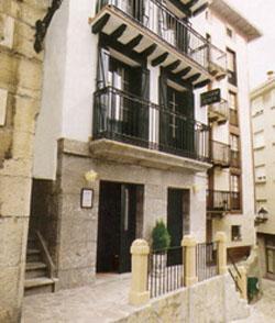 Pensión Itsasmin Ostatua,Elantxobe (Vizcaya)