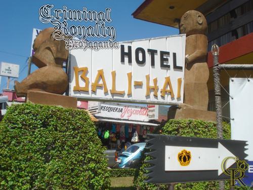 Bali Hai Hotel,acapulco de