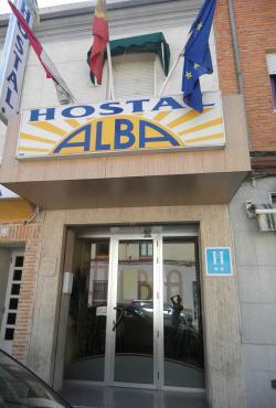 Hostal Alba,Albacete (Albacete)