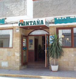 Hostal Montaña,Sant Antoni de Portmany (Ibiza)