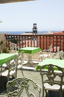 Hotel Océano,Santa Cruz de Tenerife (Tenerife)