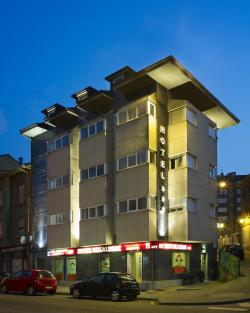 Hotel Villalegre,Avilés (Asturias)