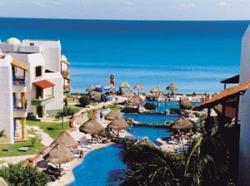 El Pueblito Beach Hotel,Cancun (Quintana Roo)