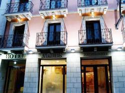 Hotel Jaqués,Jaca (Huesca)