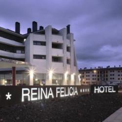 Hotel Reina Felicia SPA,Jaca (Huesca)