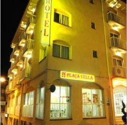 Hotel Plaza Vella,Sant Carles de la Rápita (Tarragona)