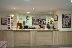 Hotel Avenida Tropical,Salobreña (Granada)