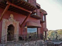 Hotel Misión Casa Colorada,San Miguel de Allende (Guanajuato)