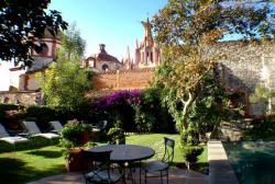 Hotel Villa Rivera,San Miguel de Allende (Guanajuato)
