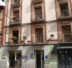 Hotel La Paz,Jaca (Huesca)