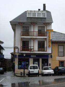 Hotel Victoria,Puebla de Sanabria (Zamora)