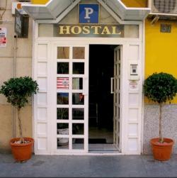 Hostal Estación,Almería (Almería)