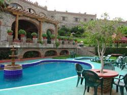 Hotel Castillo Santa Cecilia,Guanajuato (Guanajuato)