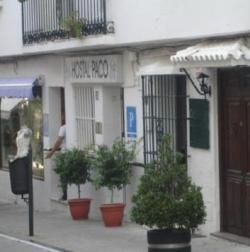 Hostal Paco,Marbella (Málaga)