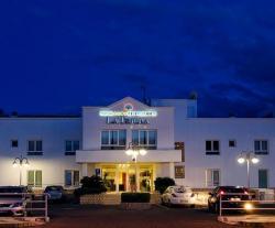 Hotel jardines de la tejera en olula del r o infohostal for Hotel jardines la tejera