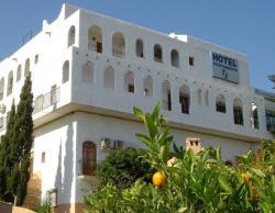 Hotel Simón,Mojácar (Almería)