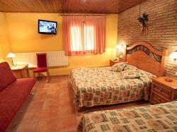 Hotel Sant Roc,Camprodón (Girona)