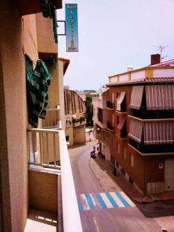 Pensión San Sebastián,Almuñecar (Granada)