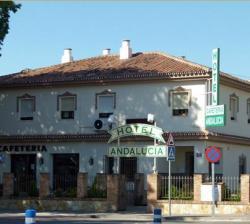 Hotel Andalucía,Ronda (Malaga)