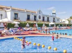 Hi! Pueblo Andaluz Hotel,San Pedro de Alcántara (Málaga)