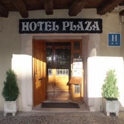 Hotel Plaza,Riaza (Segovia)