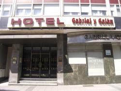 Hostal Gabriel y Galán,Salamanca (Salamanca)
