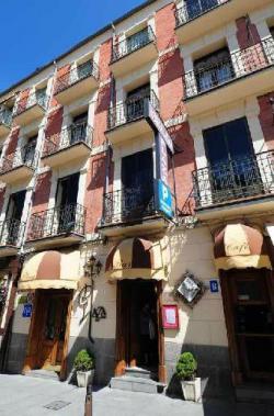 Hostal Plaza,Segovia (Segovia)