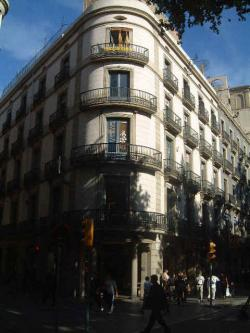 Pensión Bahia,Barcelona (Barcelona)