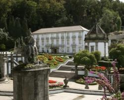 Hotel Do Templo,Braga (Norte de Portugal y Oporto)