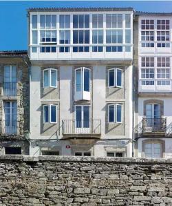 Hotel Moure,Santiago de Compostela (A Corunha)